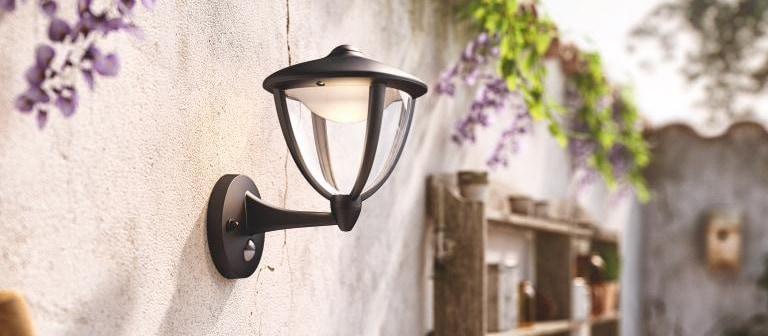 Philips Outdoor mood lighting