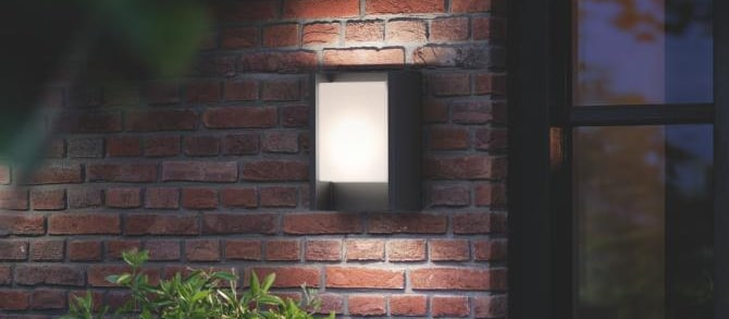 Philips Outdoor wall lighting