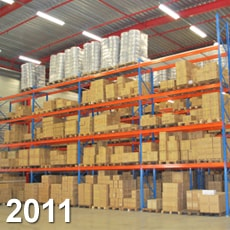 dmLights second warehouse